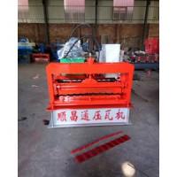 860型单板彩钢压瓦机厂家