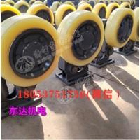 滚轮罐耳罐笼轮弹簧浸油润滑,动态特性好,弹力稳定
