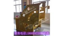 DDZ-400/80机械式断带抓捕器全断面断带抓捕器厂家
