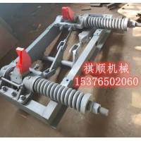 QZC6阻车器双轨阻车器 抱轨挡车器