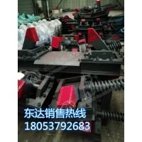 生产矿用QZC6气动抱轨式阻车器,矿用安全设备
